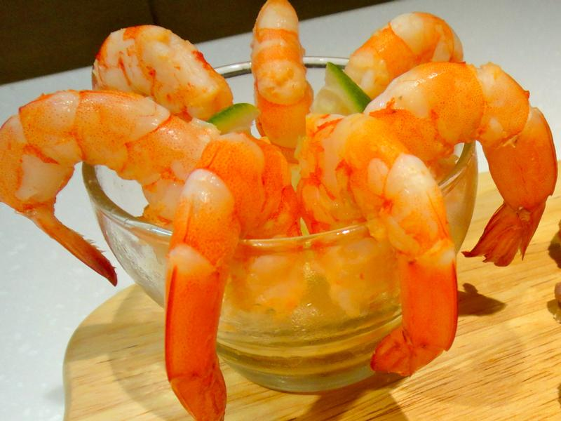 Party好夥伴~簡單美味的雞尾酒蝦