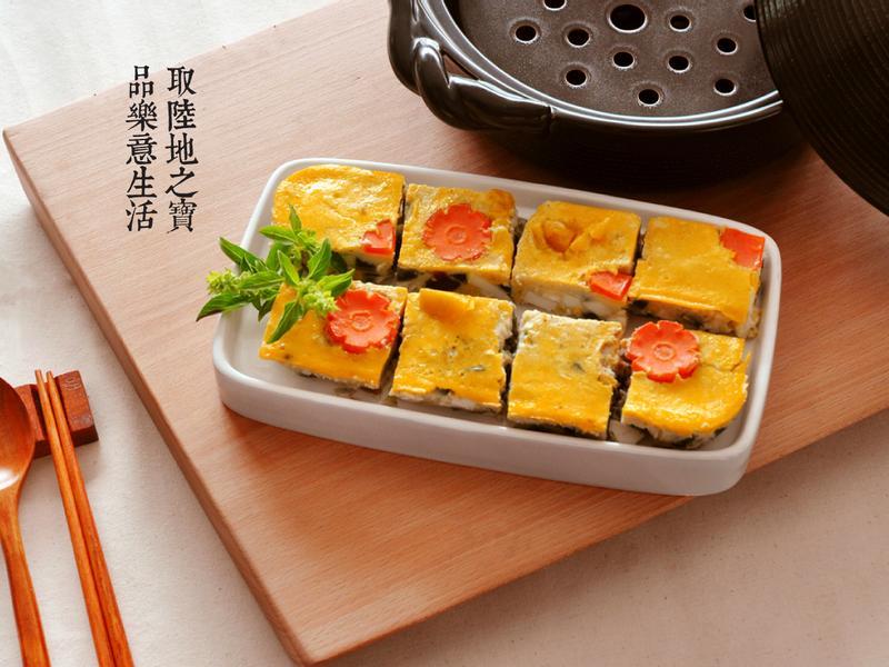 【陶鍋料理】金銀蛋