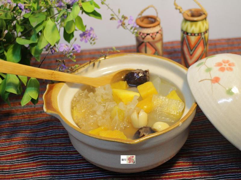 蘆薈蓮子養生甜湯