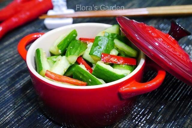 阿基師--涼拌小黃瓜快速入味法