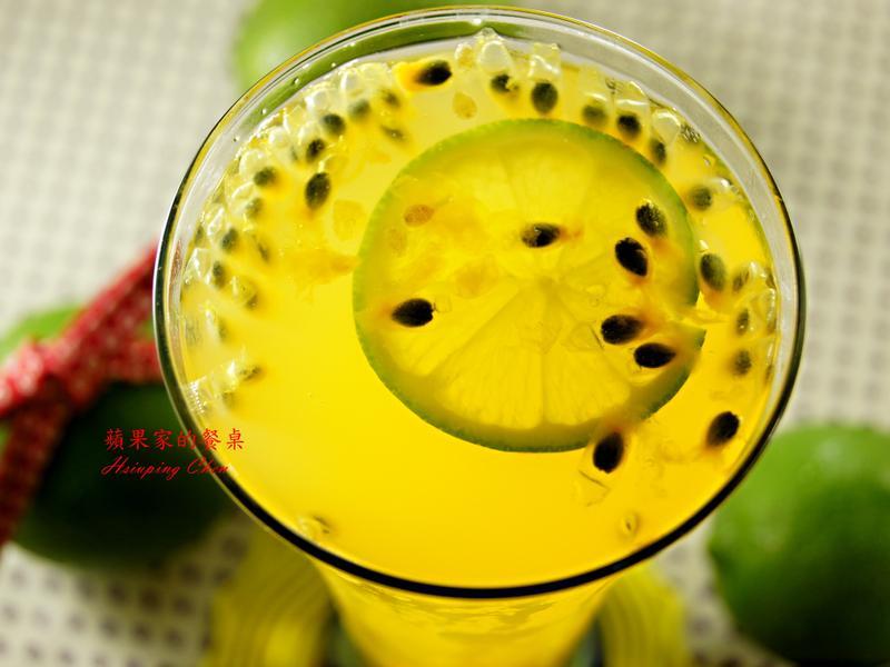 百香蜂蜜檸檬汁