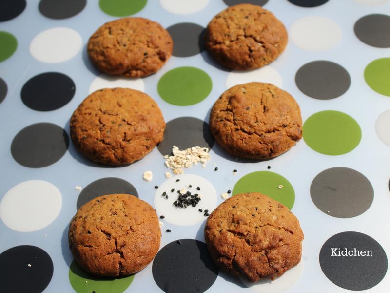 尿床剋星:韭菜籽燕麥餅乾