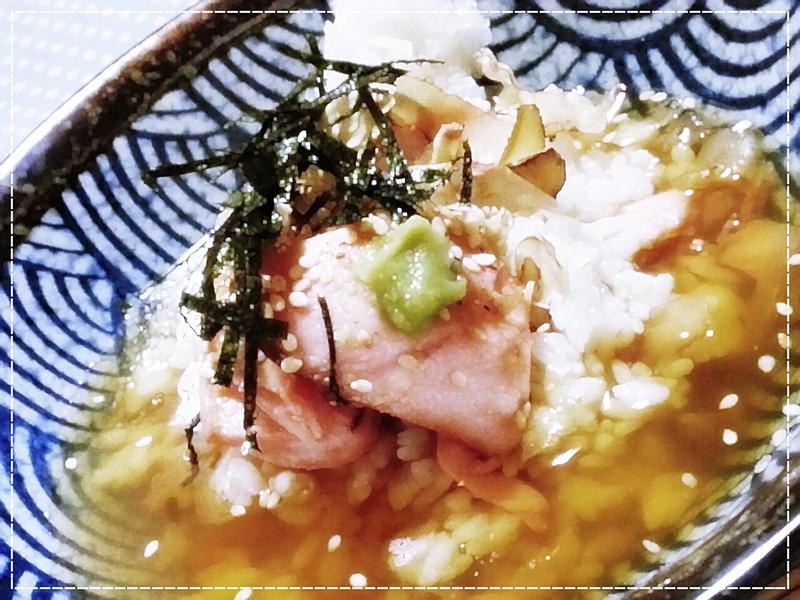 日式鮭魚茶泡飯【烹大師時食饗宴】
