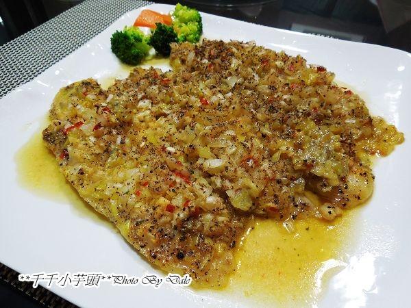[橄欖油食譜]超簡單料理-香烤鱈斑魚排