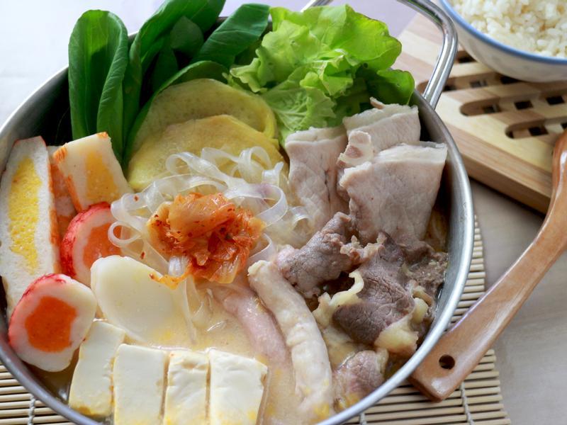 肉食好漢泡菜鍋_小七食堂回家煮