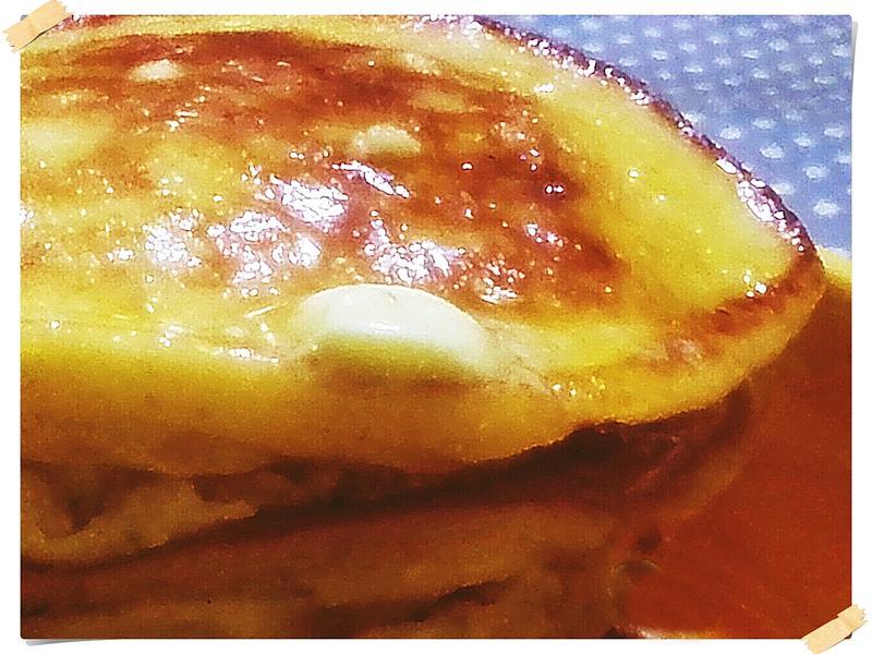 法式瑞可塔起司鬆餅