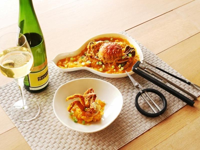 JIA Inc. 蒸鍋蒸籠 金湯肉蟹