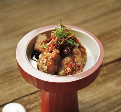JIA Inc.家常味鐵鍋|椒鹽雞球