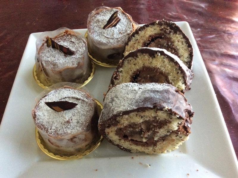 法式伯爵紅茶巧克力慕斯蛋糕