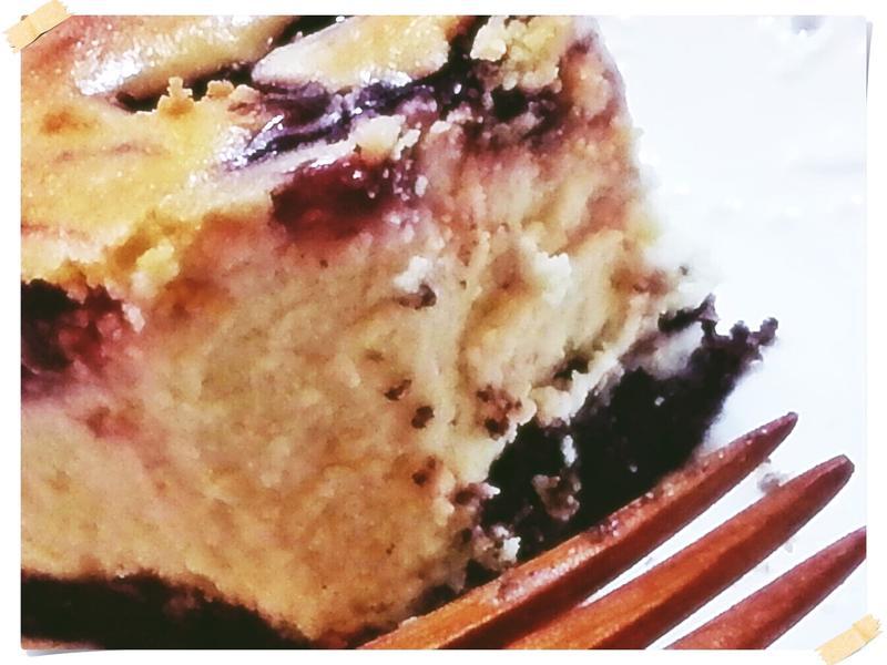 冬日暖心法式藍莓起司蛋糕