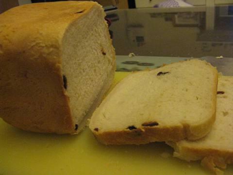 麵包機製作土司