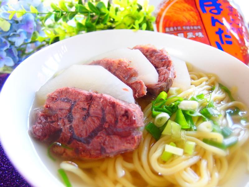 白玉清燉牛腱【烹大師時食饗宴】