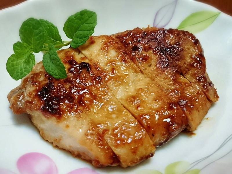 香煎味噌豬排