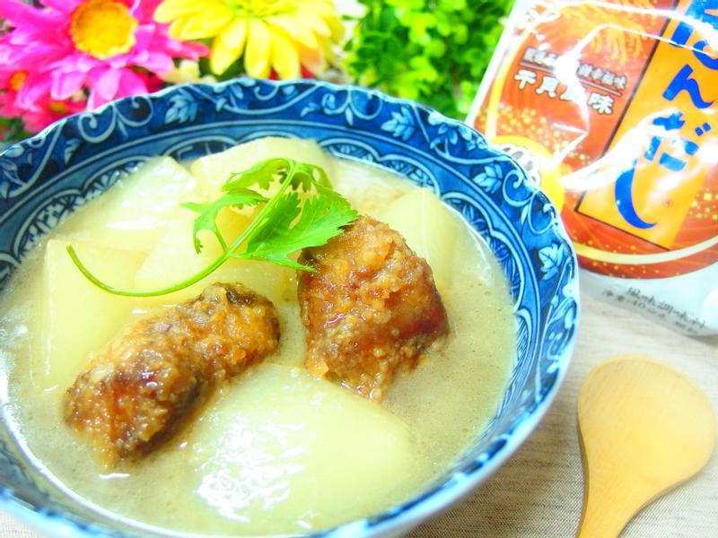 白蘿蔔排骨酥湯【烹大師時食饗宴】