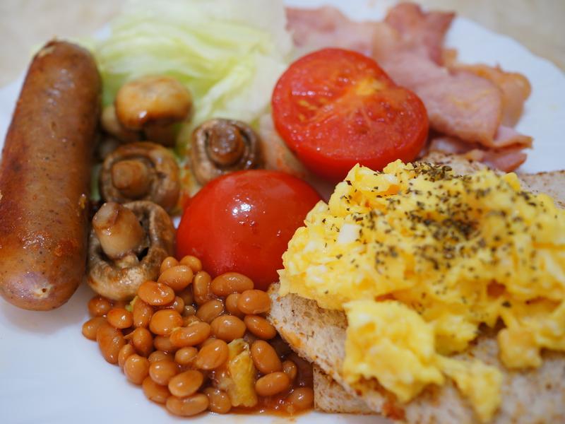傳統英式早餐