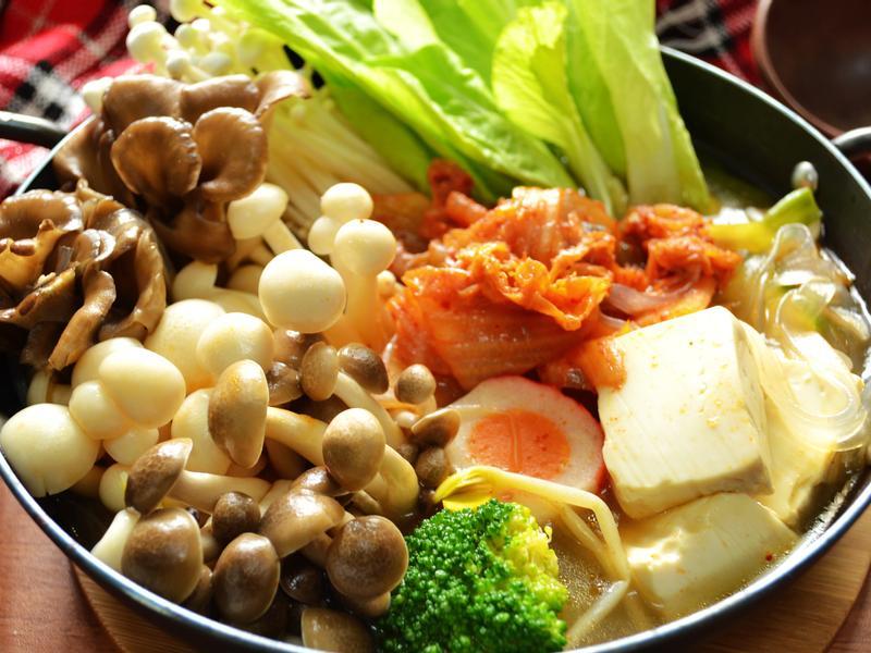 菇菇泡菜健康鍋【小七食堂回家煮】