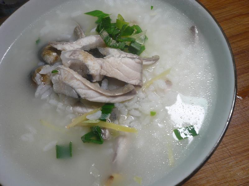 鮮香虱目魚粥─雲端冰箱鮮食家