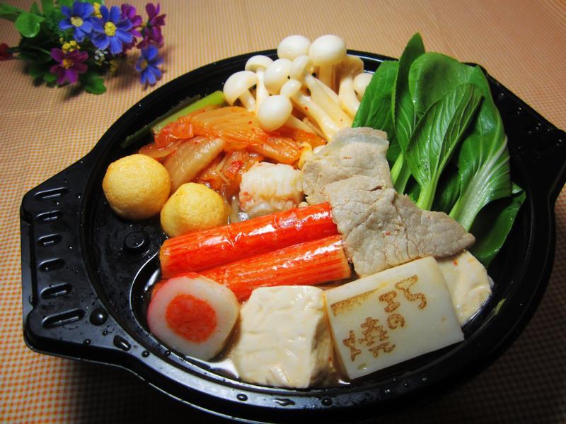 韓式泡菜鍋-小七食堂回家煮