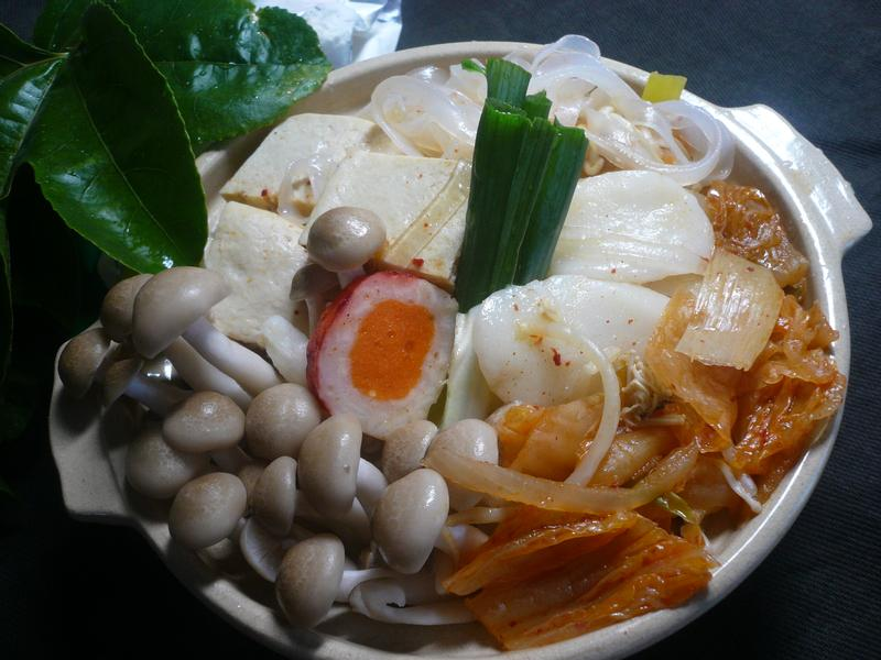 泡菜凍豆腐鍋-小七食堂回家煮