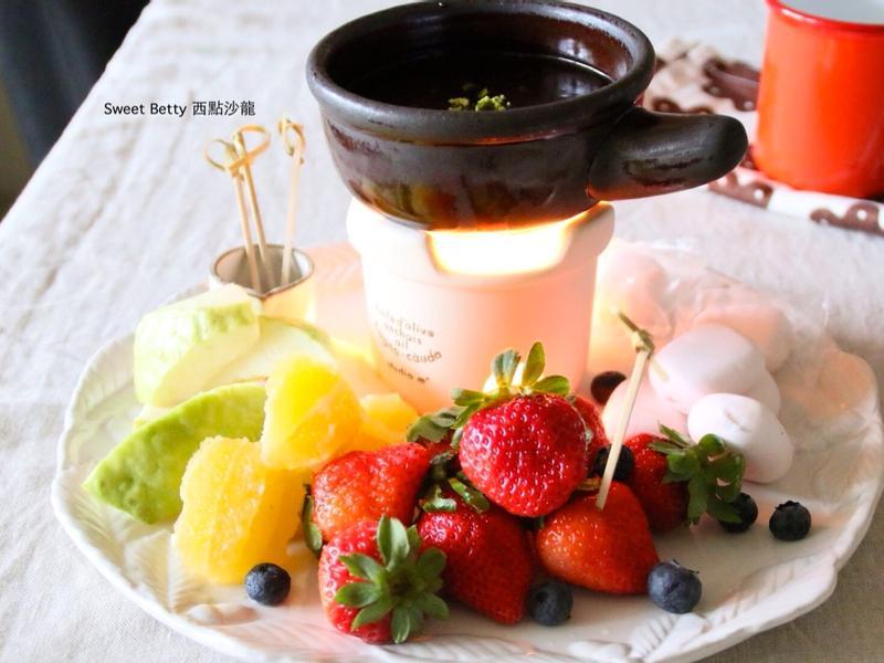 香濃絲綢巧克力鍋