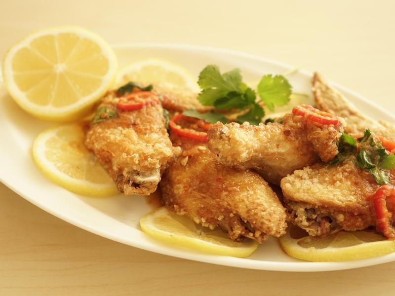 泰式風味炸雞翅