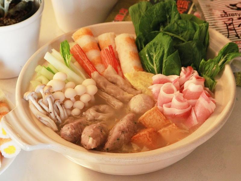 好運吃東北酸菜白肉鍋_小七食堂回家煮