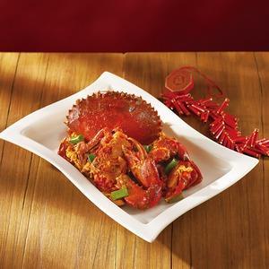 烹大師五行開運年菜&茄汁洋蔥滑蛋蟹