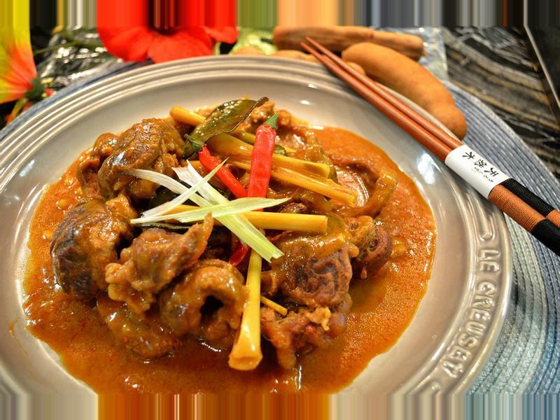 巴東咖哩牛肉