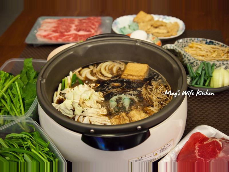 關東壽喜燒~sukiyaki