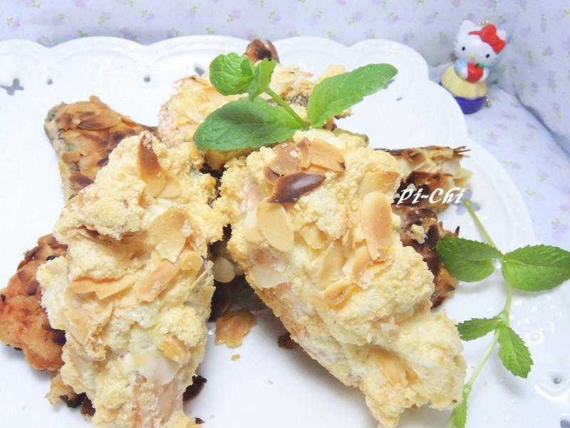 烤杏仁鮭魚