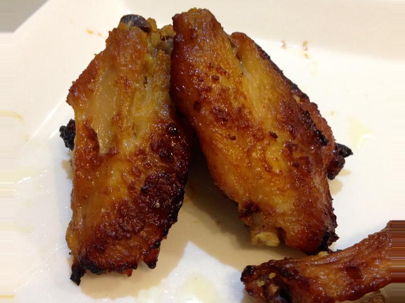 和風味噌醬烤雞翅