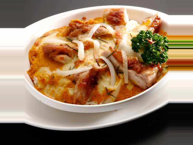 咖哩雞肉焗烤飯(即食創意)