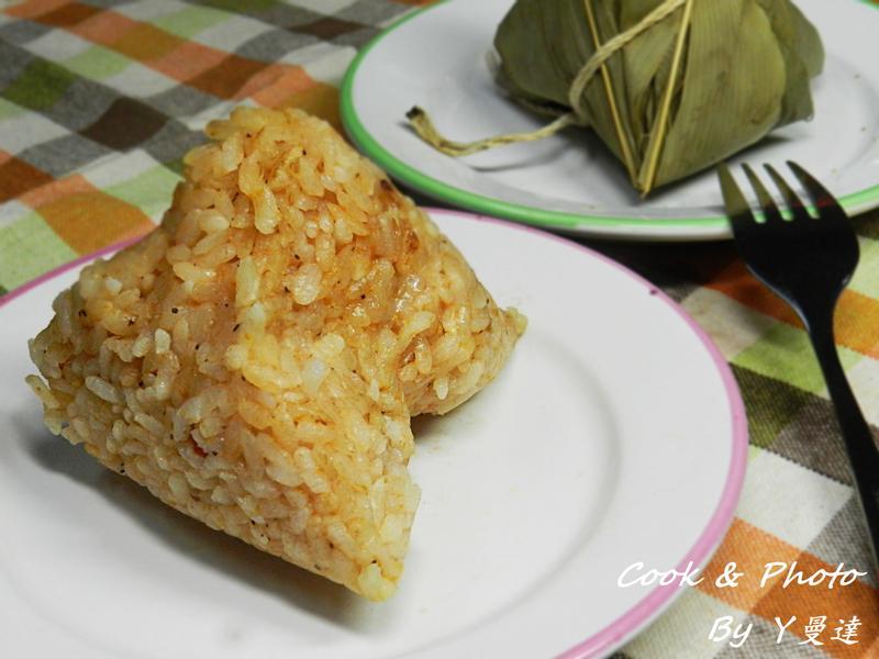 牛肉丸起司粽