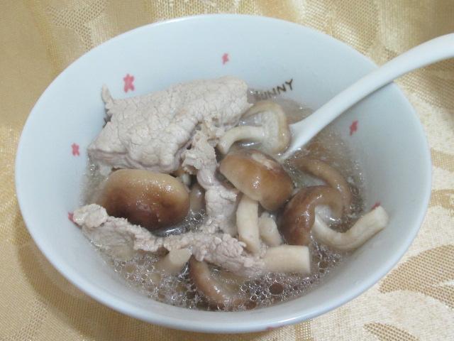 【得意的一天橄欖油】鮮菇湯