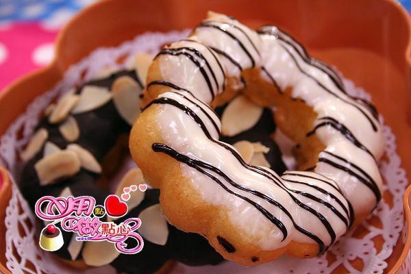 波提甜甜圈