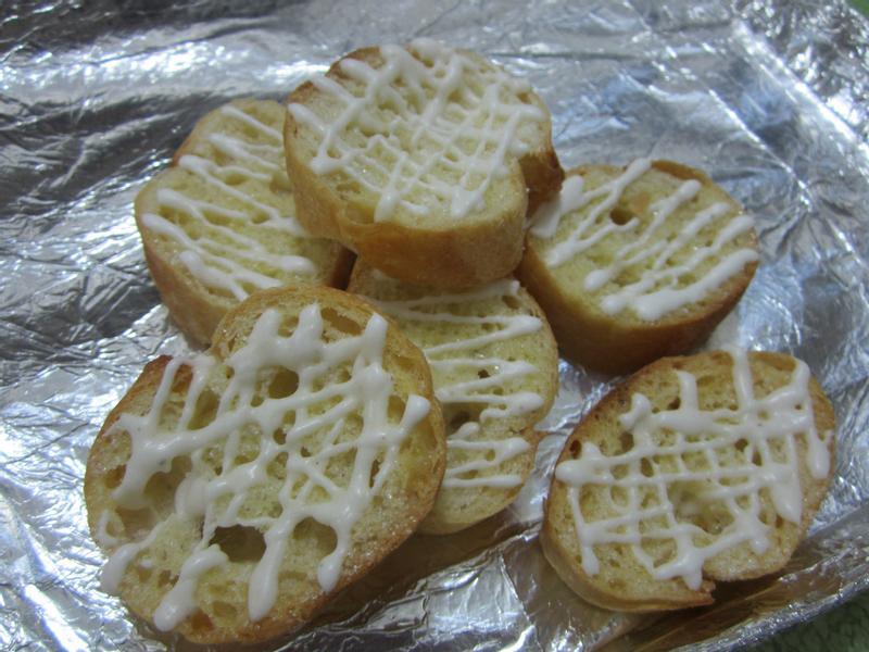 法國麵包脆餅