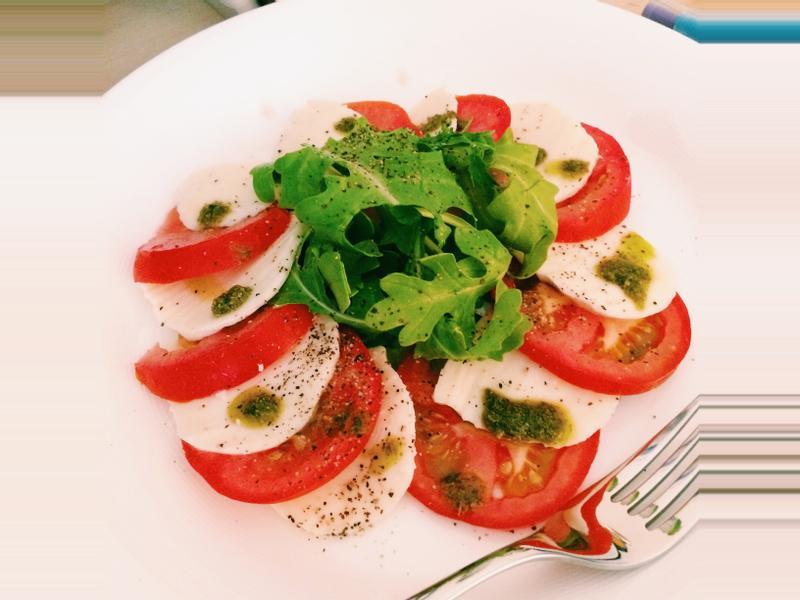 卡布里沙拉 Caprese Salad