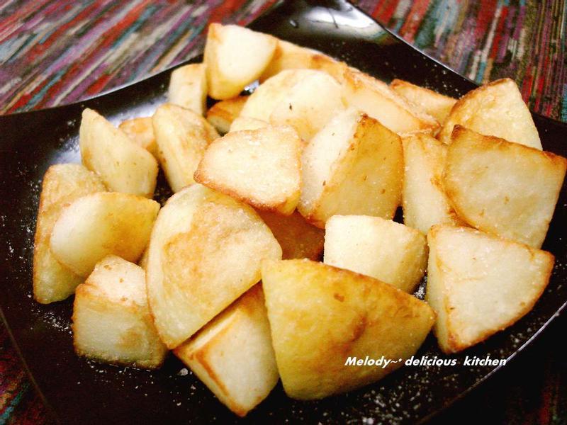 鹽味potato(免油炸)