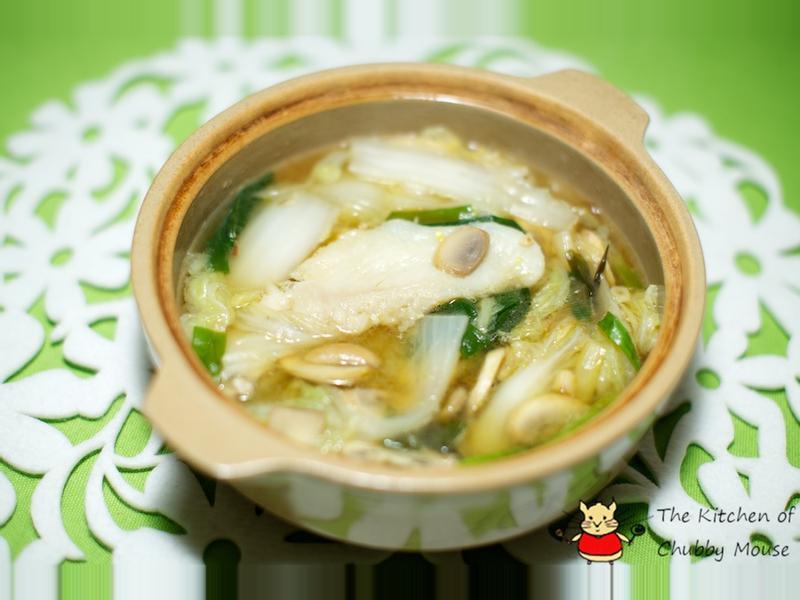 滷白菜料理-白菜煲