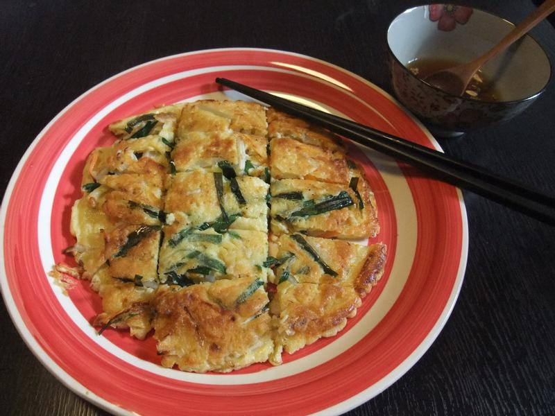 <快速料理-韓式蔬菜煎餅>