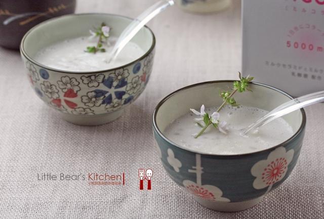 低卡牛奶芋泥「西米露」---超簡易
