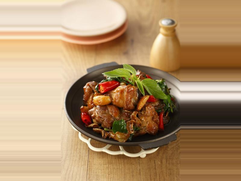【李錦記125年蠔料理】三杯雞