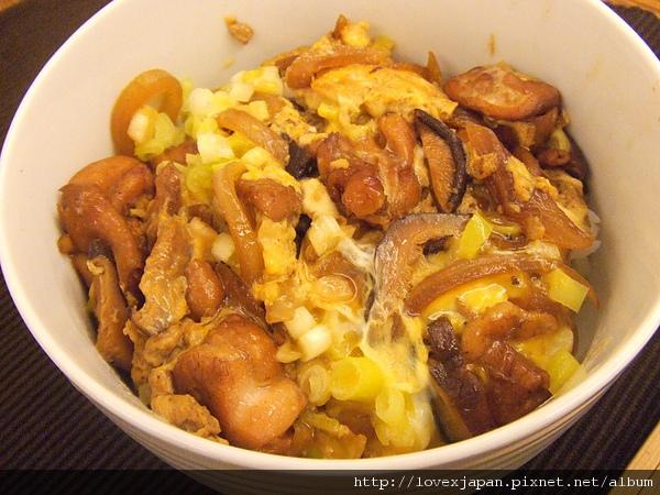 |瑤瑤的部屋|雞肉親子蓋飯