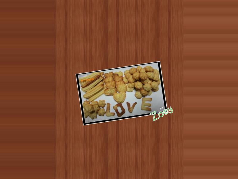 簡單小點心之維也納酥餅