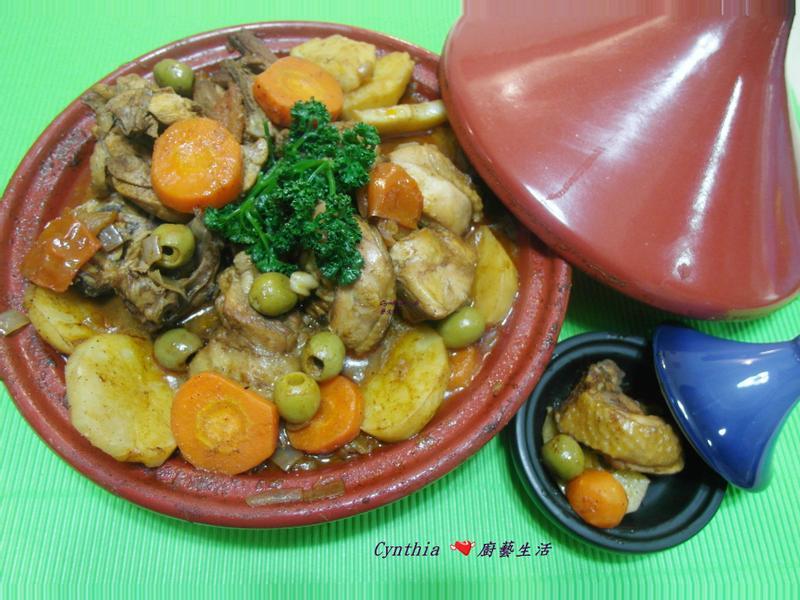 【city'super 漫走地中海】[摩洛哥橄欖雞]Cynthia廚藝生活