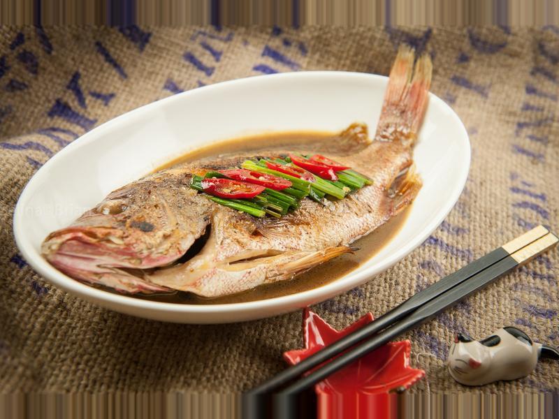 紅燒魚@美麗人妻Selina Wu