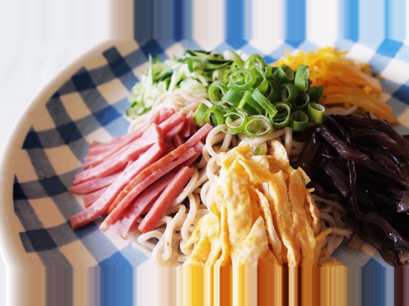 傳香日式涼麵~快速嘗鮮