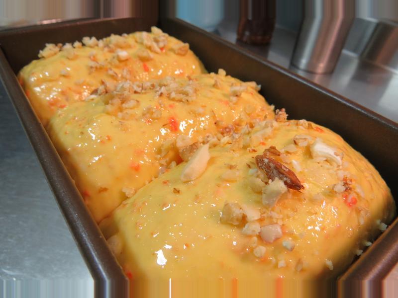 ▊堅果胡蘿蔔土司 ▊