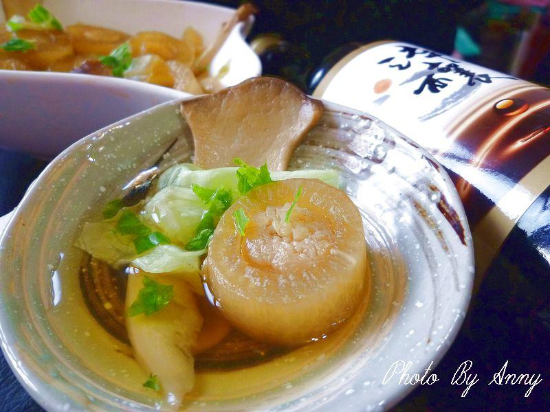 粹釀干貝大根【淬釀年菜料理】