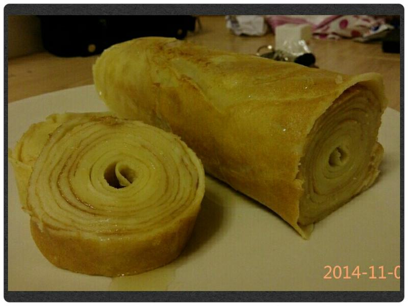 檸蜜年輪蛋糕